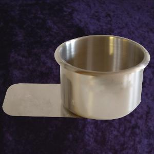 Large Stainless Steel Slide In Cup Photo