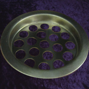 Stainless Steel Ashtray Screen Photo
