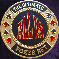 ALL IN Metal Poker Card Protector