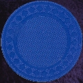 Blue poker chip diamond rim 4gm