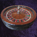 80cm Roulette Wheel 2nd hand (Good condition)
