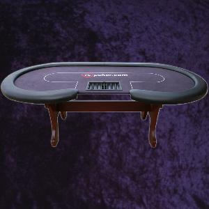 Buy Customised Poker Table 2 5x1 3m 8x4 With Tray And H Legs